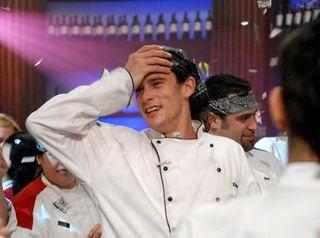 Danny winner of Hells kitchen season 5