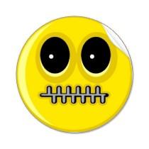 Smiley_no_smiley_sticker