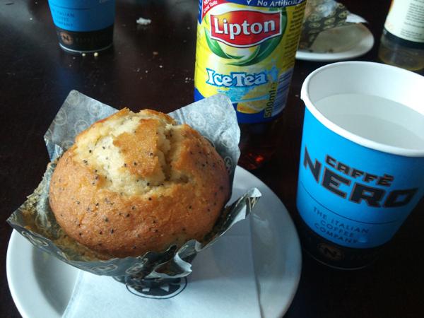 Lemon poppy muffin 20100717
