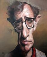 La Caricatura Woody Allen